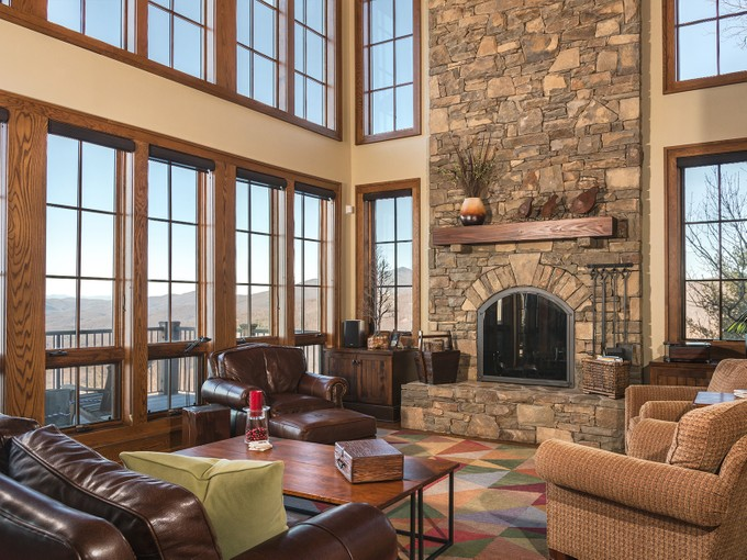 Single Family Home for sales at Twin Springs 214 Twin Springs Blowing Rock, North Carolina 28605 United States