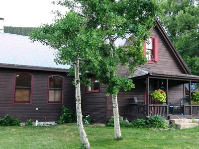 Single Family Home for sales at 102 Sopris Avenue   Crested Butte, Colorado 81224 United States
