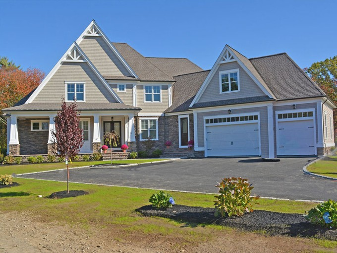 独户住宅 for sales at Newly Constructed Shingle Style 73 Elm Street  South Dartmouth, 马萨诸塞州 02748 美国