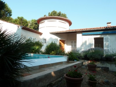Single Family Home for sales at Nice Villa with Sea view Roquebrune Cap Martin Roquebrune Cap Martin, Provence-Alpes-Cote D'Azur 06190 France