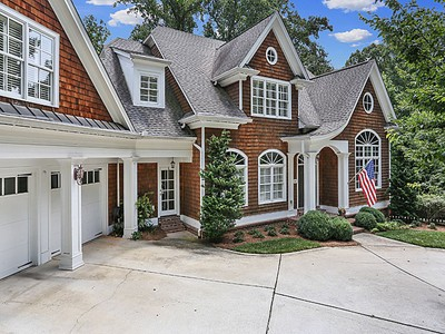 Moradia for sales at Private Chastain Park Estate Home 4605 Dudley Lane  Sandy Springs, Geórgia 30327 Estados Unidos