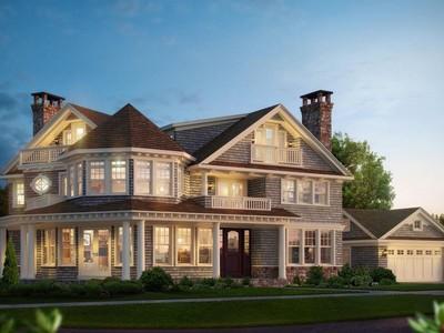 Casa para uma família for sales at Custom Oceanfront Property 2105 Ocean Ave  Spring Lake, Nova Jersey 07762 Estados Unidos