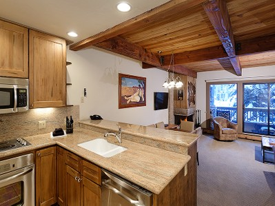 Condominium for sales at Conveniently Located Aspen Condo 610 South West End Street Unit C-204 Aspen, Colorado 81611 United States