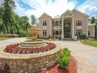 Single Family Home for  sales at Stunning Private Estate 1625 Sunnybrook Farm Road Sandy Springs, Georgia 30350 United States