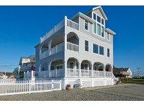 Single Family Home for sales at Awesome Oceanfront! 456 Ocean Ave   Long Branch, New Jersey 07740 United States