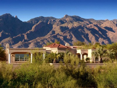 Single Family Home for sales at Spectacular Private Designer Remodeled 2.13 Acre Hilltop Home 5220 N Circulo Sobrio Tucson, Arizona 85718 United States