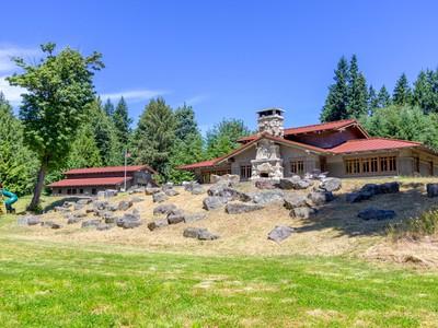 Single Family Home for sales at Big Sky Retreat 27139 Fir Hollow Dr NE Kingston, Washington 98346 United States
