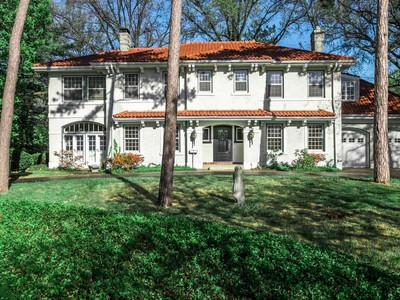 Single Family Home for sales at Built on an early Clayton Country Club grounds 631 East Polo St. Louis, Missouri 63105 United States