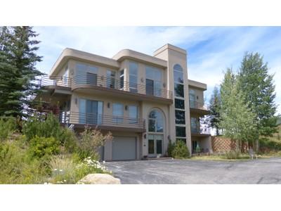 Maison unifamiliale for sales at Captivating Mountian Views 10 Sunflower Drive Mount Crested Butte, Colorado 81225 États-Unis