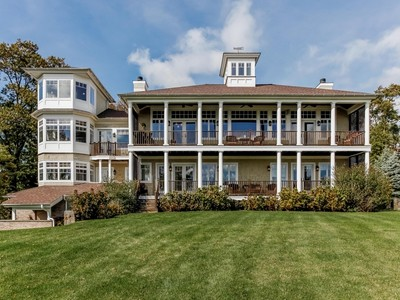 Einfamilienhaus for sales at Grey Rock on the Sound 4 Hill Top Drive  Port Chester, New York 10573 Vereinigte Staaten