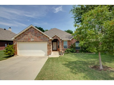 Single Family Home for sales at 8316 Patreota Drive  Benbrook, Texas 76126 United States
