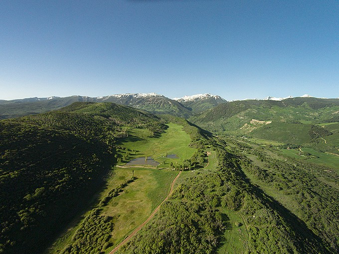 Land for sales at Clear W Ranch 1551 Popish Ranch Road Snowmass Village, Colorado 81615 United States