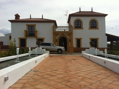 Farm / Ranch / Plantation for sales at Finca in wonderful Zufre´s Sierra in Seville Province  Huelva, Andalucia 21210 Spain