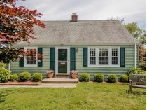 Single Family Home for sales at Cape Cod Living on a Quiet Fairfield Beach Area Cul-de-Sac 105 Blake Drive   Fairfield, Connecticut 06824 United States