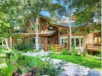 단독 가정 주택 for sales at A Piece of Heaven 4 Thaynes Canyon Wy   Park City, 유타 84060 미국