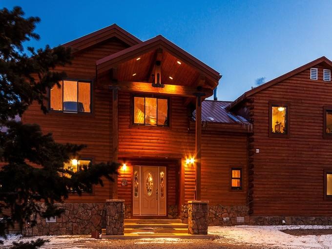 Einfamilienhaus for sales at 89 Sheep Creek Trail  Fairplay, Colorado 80440 Vereinigte Staaten