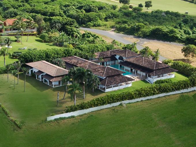 Single Family Home for sales at Rio Arriba 6  Casa De Campo, La Romana 22000 Dominican Republic