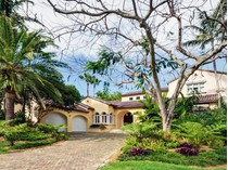 Single Family Home for sales at 205 Caoba Court    Coral Gables, Florida 33143 United States