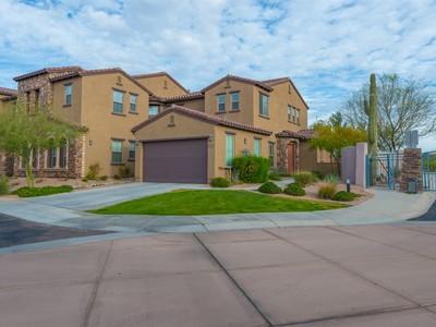 Nhà ở một gia đình for sales at Elegant Former Model in the Encore at Grayhawk 20750 N 87th Street #1001 Scottsdale, Arizona 85255 Hoa Kỳ