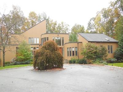 Maison unifamiliale for sales at Hidden Meadows 33 Captain Theale Road  Bedford, New York 10506 États-Unis