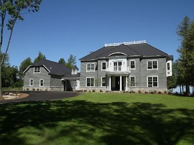 Maison unifamiliale for sales at 7501 Mariner Road  Egg Harbor, Wisconsin 54209 États-Unis