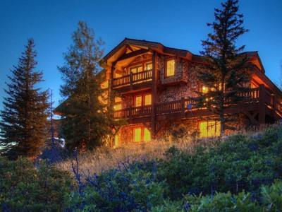 Nhà ở một gia đình for sales at Secluded Mountain Paradise 6019 N Maple Ridge Trl Oakley, Utah 84055 Hoa Kỳ