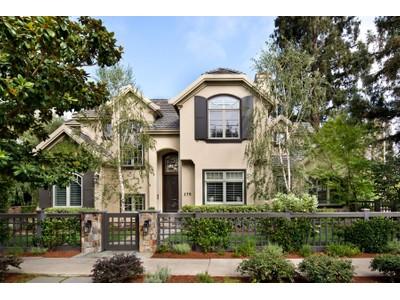 Single Family Home for sales at Elegant Old Palo Alto Home 175 Tennyson Ave Palo Alto, California 94301 United States