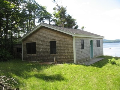 Single Family Home for sales at McCorrison 206 McCorrison Lane Islesboro, Maine 04848 United States