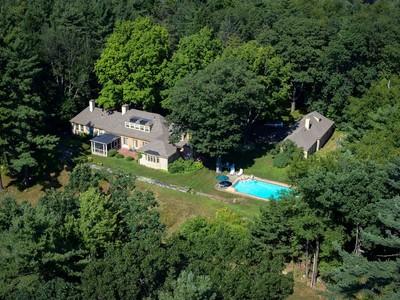 土地,用地 for sales at Joy Hill 72 Massachusetts Avenue Harvard, 马萨诸塞州 01451 美国