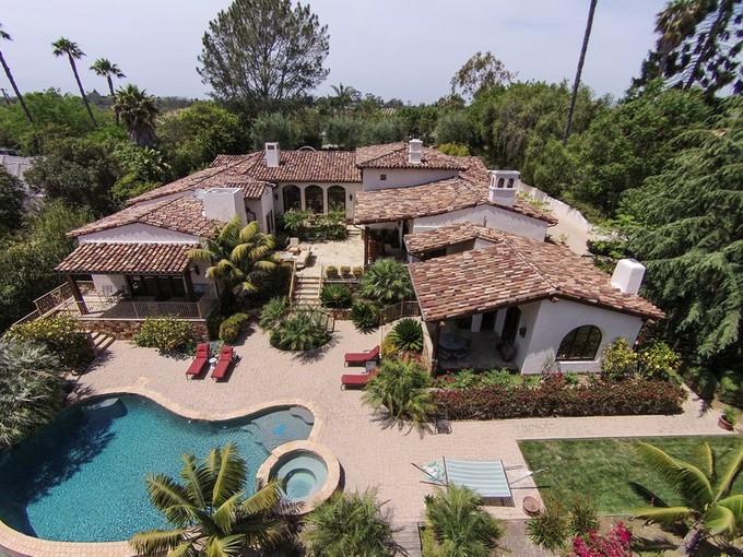 Tek Ailelik Ev for sales at 5829 Loma Verde  Rancho Santa Fe, Kaliforniya 92067 Amerika Birleşik Devletleri