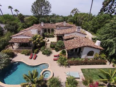 Single Family Home for sales at 5829 Loma Verde  Rancho Santa Fe, California 92067 United States