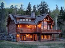 Casa para uma família for sales at Rocky Mountain Cabin in Teton Springs 32 Blackfoot Trail   Victor, Idaho 83455 Estados Unidos
