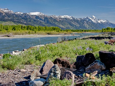 土地,用地 for sales at Snake River Parcel with Teton Views 475 S Ely Springs Road  Between Town And The Snake River, 怀俄明州 83001 美国