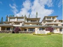 Appartement en copropriété for sales at Beautiful Villa with established rental business 500 Kapalua Drive Kapalua Golf Villas 26P5, 6   Kapalua, Hawaii 96761 États-Unis