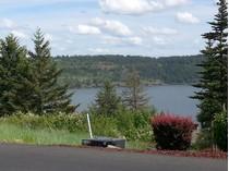 토지 for sales at Exclusive view lot located in Black Rock 5228 W Onyx Circle   Coeur D Alene, 아이다호 83814 미국