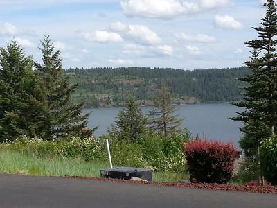 Terreno for sales at Exclusive view lot located in Black Rock 5228 W Onyx Circle  Coeur D Alene, Idaho 83814 Estados Unidos