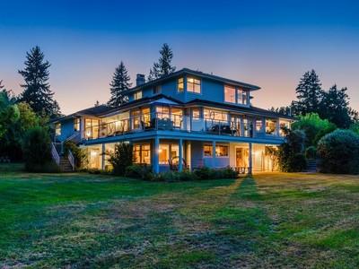 Maison unifamiliale for sales at Seacloud 3434 Seacloud Road  Chemainus, Colombie-Britannique V0R1K2 Canada
