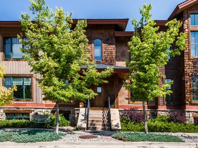 Maison de ville for sales at 78 Park Place  Steamboat Springs, Colorado 80487 United States