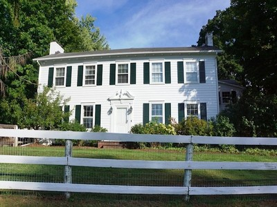 Nhà ở một gia đình for sales at Apple Ridge Farm 352 Milan Hill Rd Red Hook, New York 12571 Hoa Kỳ