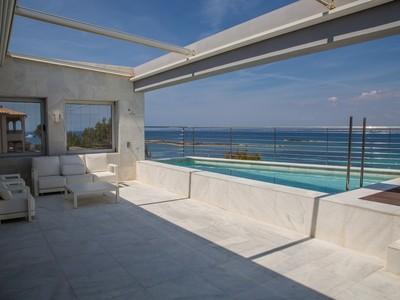 公寓 for sales at Penthouse on the beachfront of Colonia Sant Jordi  Other Balearic Islands, Balearic Islands 07638 西班牙
