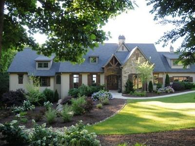 一戸建て for sales at Long Range Mountain View 605 Raven Road Landrum, サウスカロライナ 29356 アメリカ合衆国