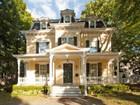 Vivienda unifamiliar for  sales at Lovely Victorian 21 Franklin Pl.  Morristown, Nueva Jersey 07960 Estados Unidos