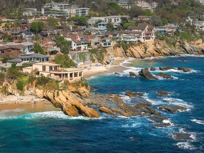 단독 가정 주택 for sales at 1901 Ocean Way  Laguna Beach, 캘리포니아 92651 미국