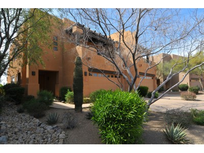 Townhouse for sales at Troon North Resort Lifestyle Townhome 28426 N 101st Place  Scottsdale, Arizona 85262 United States