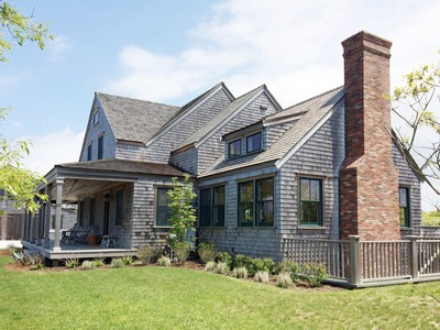 Maison unifamiliale for sales at Private Three Acres! 4 Green Hollow Road  Nantucket, Massachusetts 02554 États-Unis