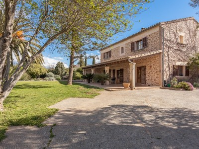 Multi-Family Home for sales at Historic 17th century finca in Santa Maria   Santa Maria, Mallorca 05470 Spain