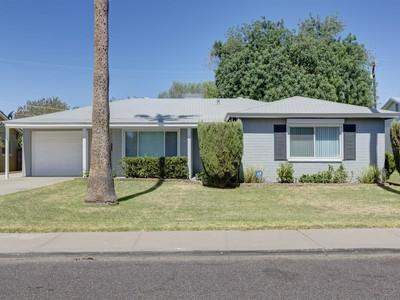 단독 가정 주택 for sales at Gorgeous Updated Home In Arcadia 4028 N 44th Place Phoenix, 아리조나 85018 미국
