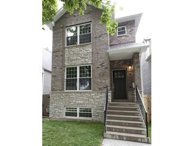 Частный односемейный дом for sales at Beautiful New Construction Single Family Home 4641 W Grace Street Chicago, Иллинойс 60641 Соединенные Штаты
