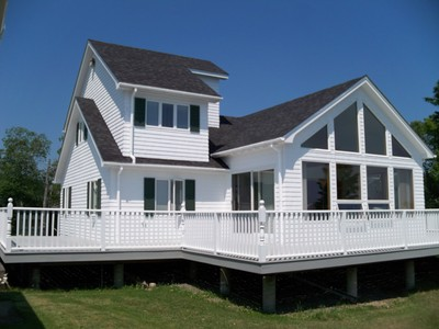 Einfamilienhaus for sales at Sunny Meadows 575 North Lubec Road  Lubec, Maine 04652 Vereinigte Staaten