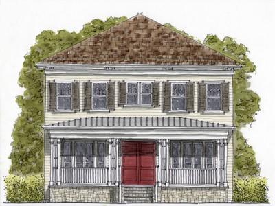 Villa for sales at Garden Hills New Construction 2907 Lookout Place NE  Atlanta, Georgia 30305 Stati Uniti
